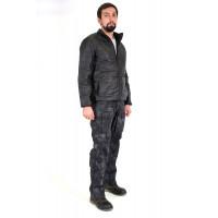 Куртка Бомбер черная
